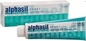 Alphasil Perfect Heavy  - masa silikonowa 150ml
