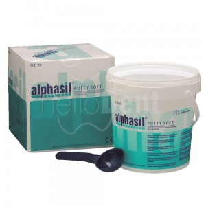 Alphasil Perfect Putty Soft - masa silikonowa 900ml