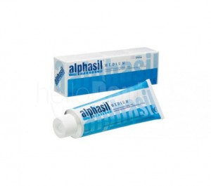Alphasil Perfect Medium - masa silikonowa 150ml