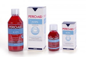 DENTAID PERIO-AID 0,12% CHX płyn 150ml