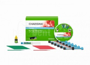 Charisma Topaz Basic Kit 6 x 4g + Gluma Universal Bond 4ml