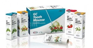 GC TOOTH MOUSSE PASTE- płynne szkliwo bez fluoru 35ml