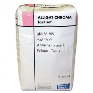 Alligat Chroma Fast Set - masa alginatowa 453g