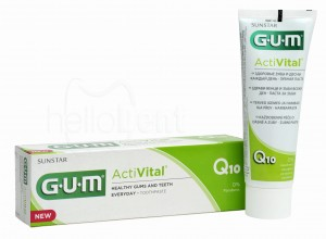 GUM Sunstar ActiVital (6050) pasta do zębów 75ml