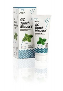 GC TOOTH MOUSSE PASTE- płynne szkliwo bez fluoru 35ml - MIĘTA