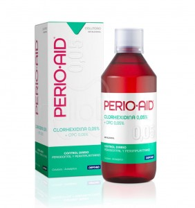 DENTAID PERIO-AID MAINTENANCE 0,05% CHX płyn 500ml
